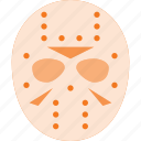 avatar, hokey, horror, jason, mask, movie, people icon
