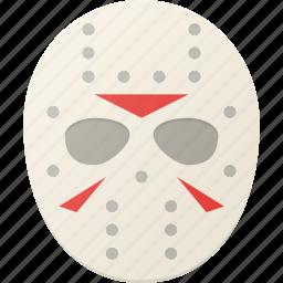 avatar, hokey, horror, jason, mask, movie, people icon