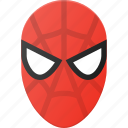 avatar, head, man, marvel, people, spider, spiderman icon