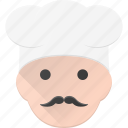avatar, cook, head, people, restaurant, shefe