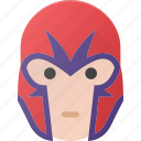 avatar, head, magneto, marvel, people, xmen icon