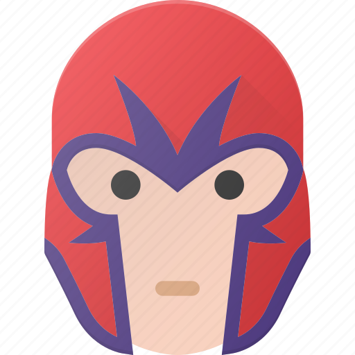 Avatar, head, magneto, marvel, people, xmen icon - Download on Iconfinder