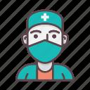 doctor, hospital, ambulance, profession, healthcare, medicine, nurse