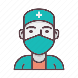 ambulance, doctor, healthcare, hospital, medicine, nurse, profession icon