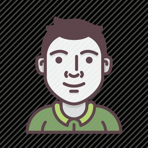 account, avatar, person, profession, profile, student, user icon