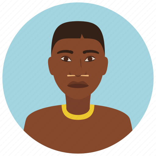 african, avatar, culture, man, people, user icon