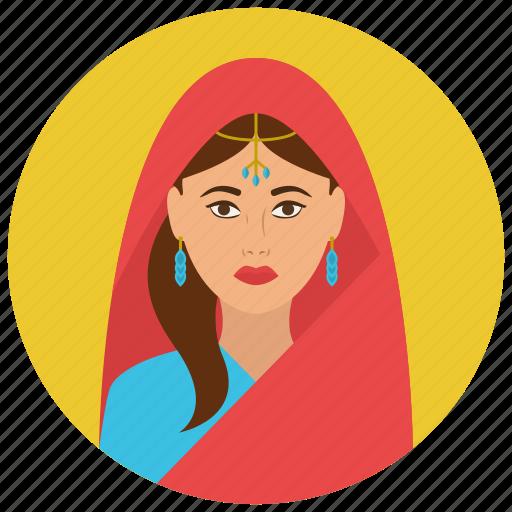 arabian, avatar, culture, people, user, woman icon