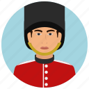 avatar, british, culture, man, people, soldier, user icon