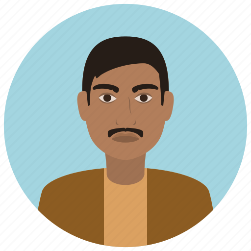 avatar, culture, indian, man, people, user icon