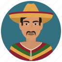 avatar, culture, man, mexican, people, user