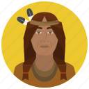 american, avatar, culture, man, native, people, user icon