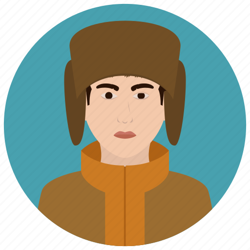 avatar, culture, man, people, russian, user icon