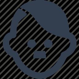 avatar, bad, hitler, human, man, nazi, person, user icon