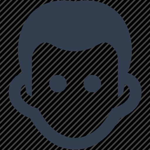 avatar, boy, human, man, person, user icon