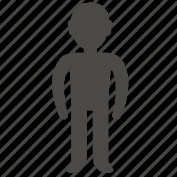 adult, age, body, human, man, people icon