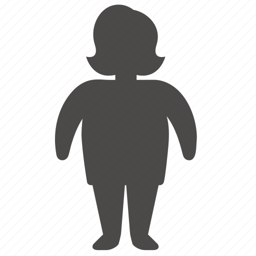 adult, body, gender, human, overweight, people, third icon