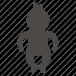 baby, body, boy, child, human, people icon