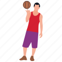 ball playing, outdoor games, park games, player, softball playing icon