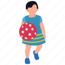 football game, olympic game, outdoor football playing, park game, playing football icon