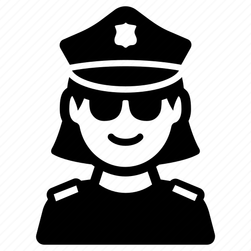 law, officer, police, security icon