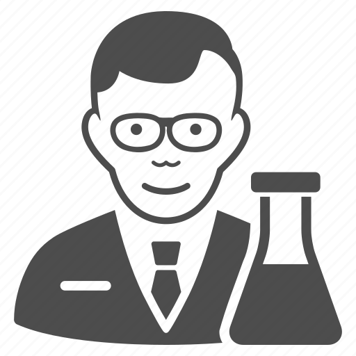 chemical, chemist, chemistry, laboratory, research, science, scientist icon