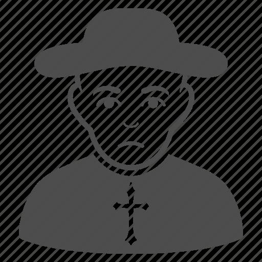 bible, christian, church, cross, monk, priest, religious icon
