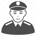 soldier, guard, officer, police, policeman, security, shield