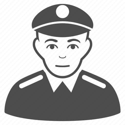 guard, officer, police, policeman, security, shield, soldier icon