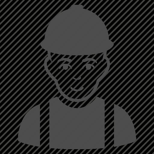builder, employee, job, manager, service, work, worker icon