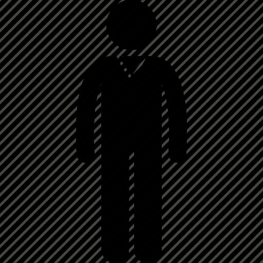 fashion, garment, male, man, sweater, t-shirt, v-neck icon