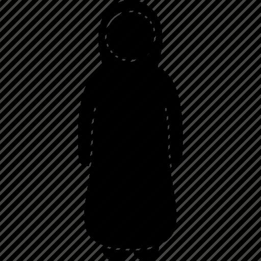 body, covered, fashion, head, male, man, muslim icon