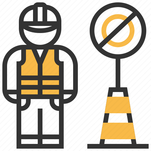 construction, people, profession, profile, user, work, worker icon