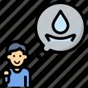 plumber, water, life, save, need, rain, clean