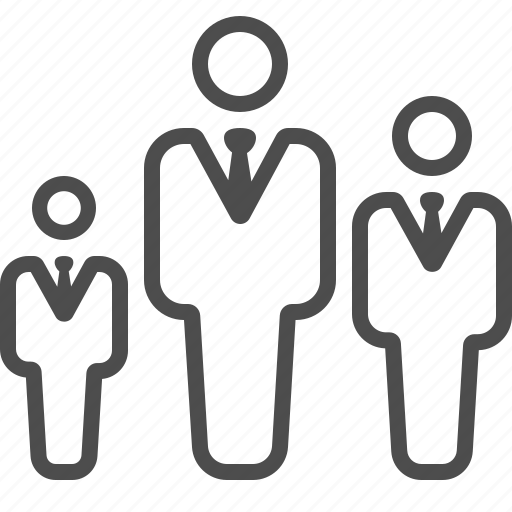 business people, business team, businessman, group, man, people, team icon