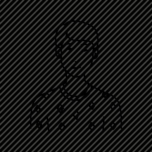 avatar, comic, fashion, man, people, profile, style icon