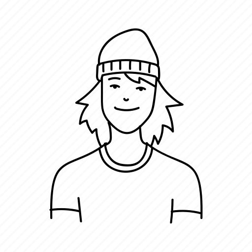 avatar, boy, comic, fashion, people, profile, style icon