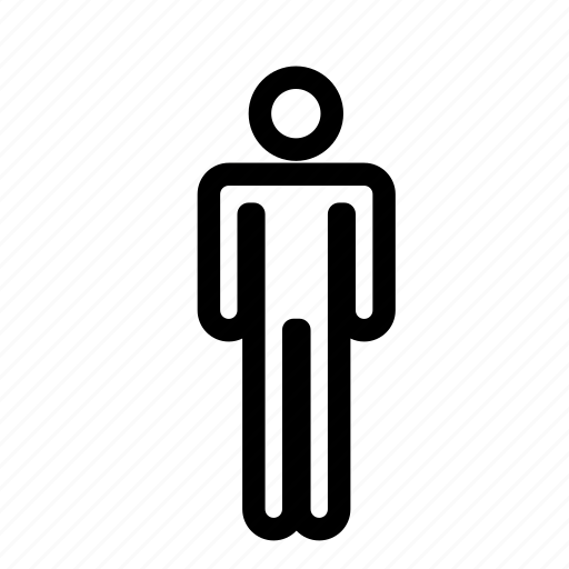 businessman, male, man, people, person, stand, standing icon