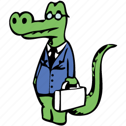 attorney, crocodile, judge, justice, law, lawyer, legal icon