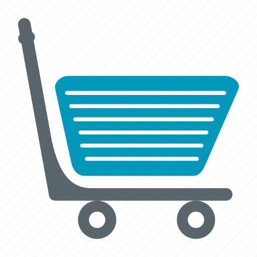 business, cart, finance, luggage, price, trolly icon