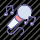 audio, sing, karaoke, music, microphone, entertainment