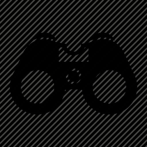 binoculars, explore, search icon