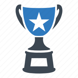 achievement, trophy, winner icon