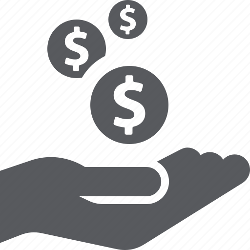 fee, income, payment, profit icon