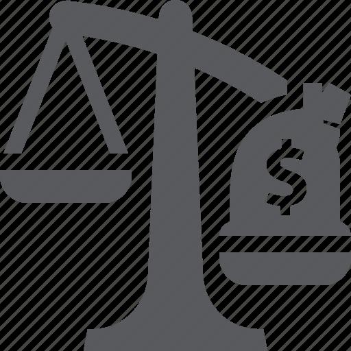 debt, loan, tax icon
