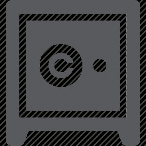 depoit, finance, protection, safe icon