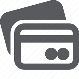 credit cards, finance, payment icon