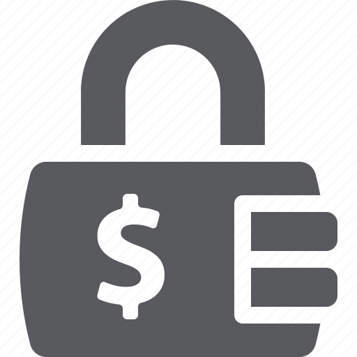 lock, secured loan, security icon