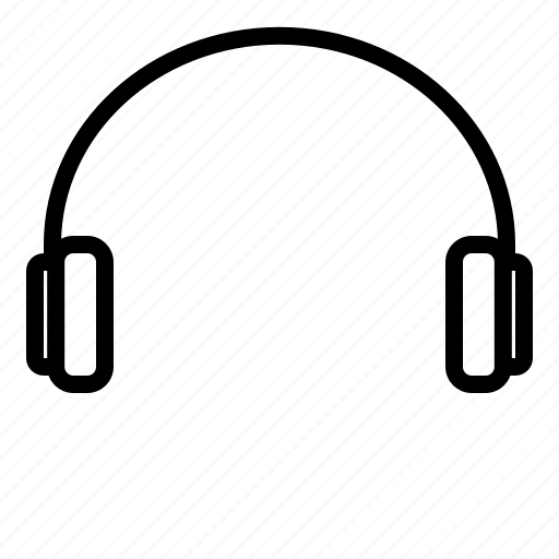 Headphone, audio, earphone, music, sound icon - Download on Iconfinder