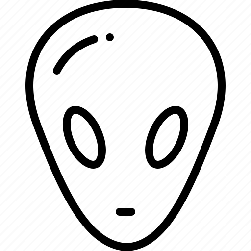 Alien, foreigner, gringo, stranger, unknown icon - Download on Iconfinder