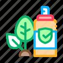 leaf, nature, plant, spray